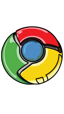 Reflective drawing chrome. How to draw google