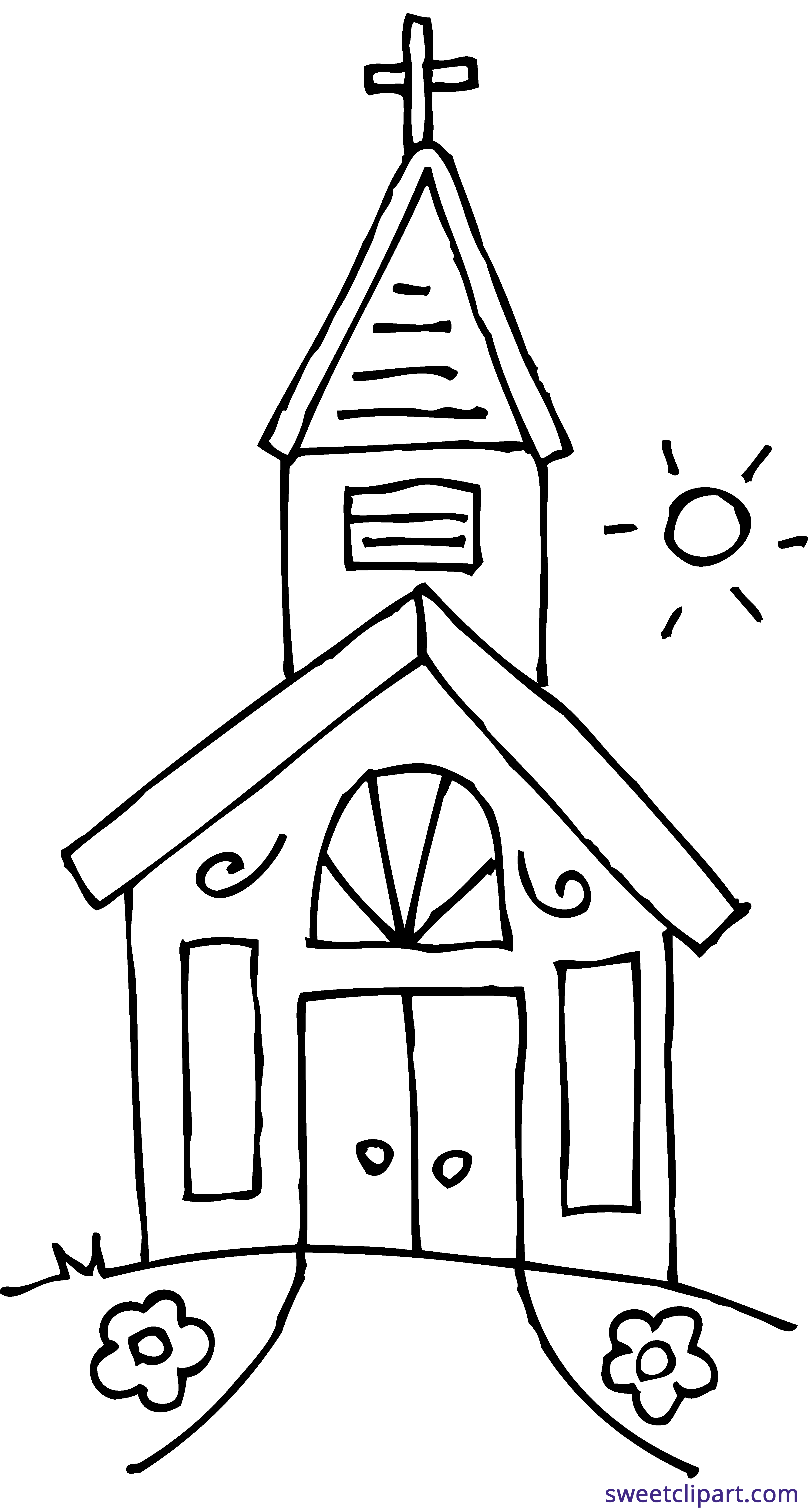 Drawing churches. Church png free library