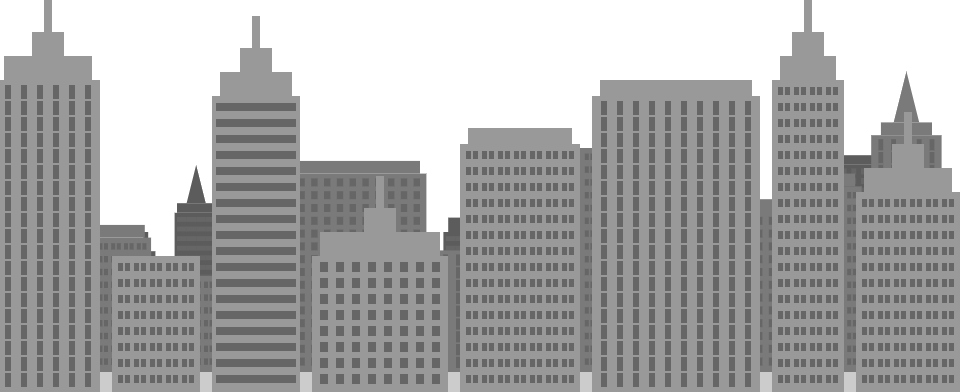 Drawing cityscape. Code