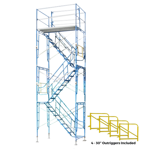 Drawing clamps scaffolding. Buy now the non