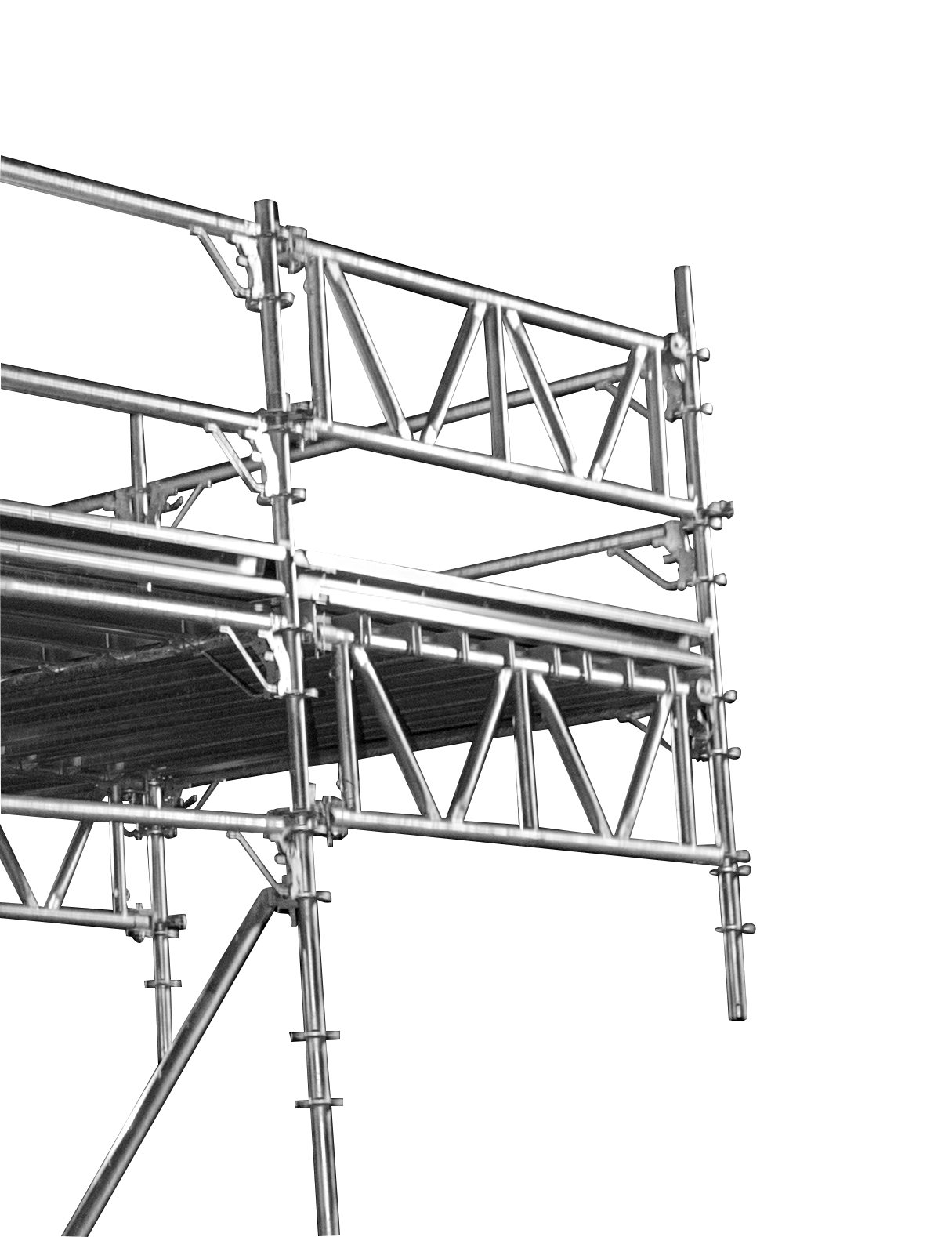 Drawing clamps scaffolding. At getdrawings com free