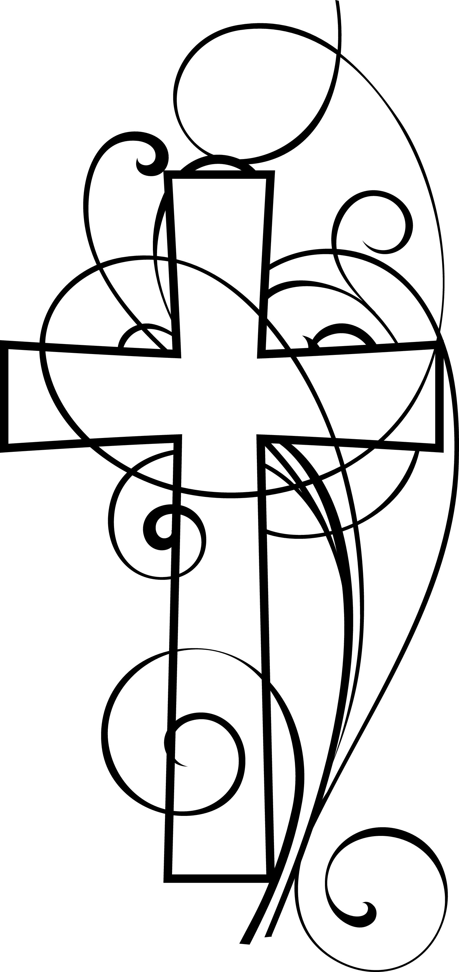 Drawing clipart art drawing. Cross google search bible