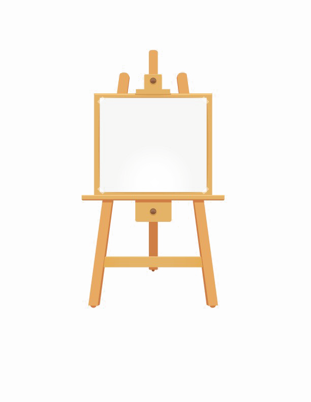 Download free png hq. Drawing clipart drawing board graphic black and white download