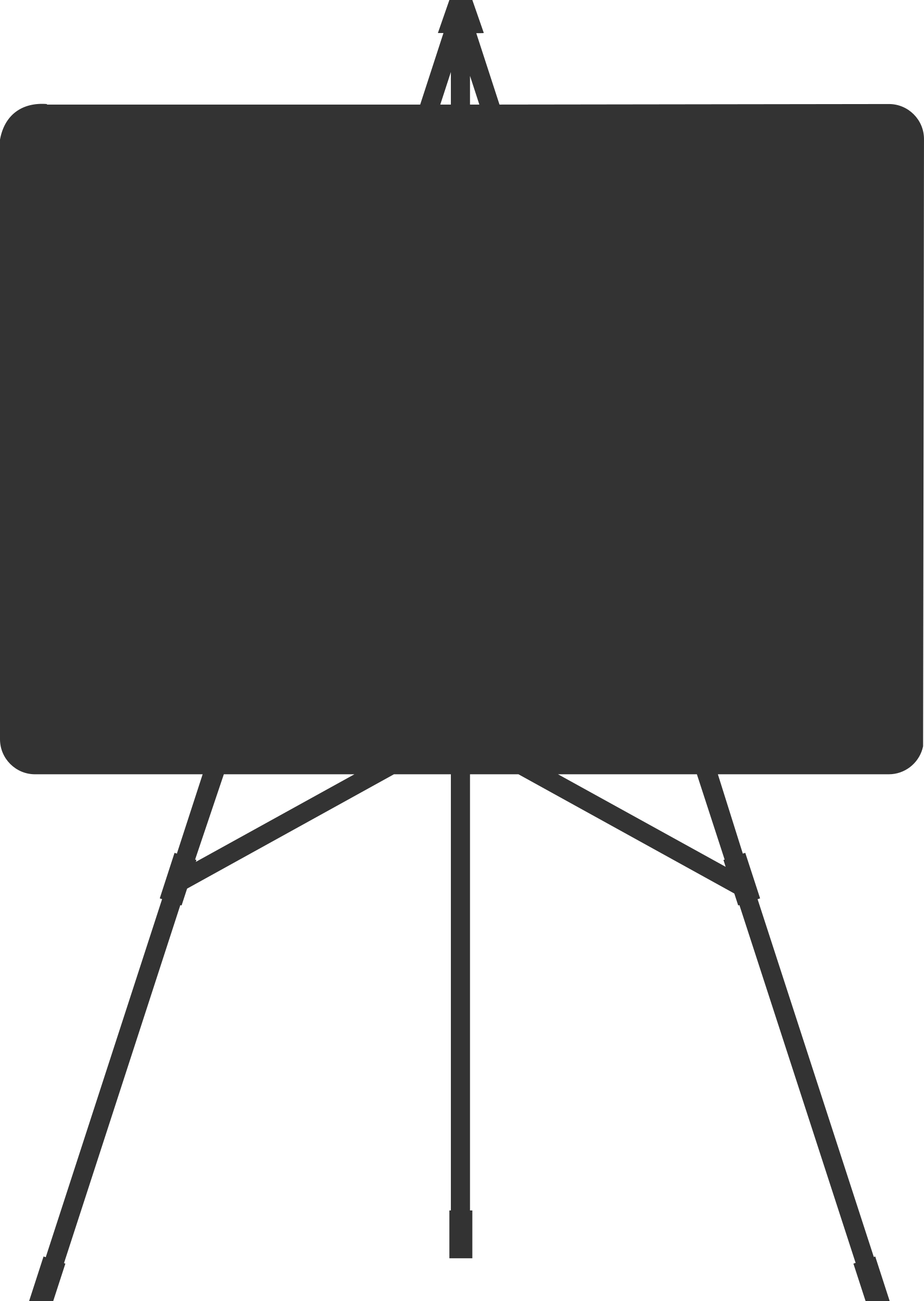 Drawing clipart drawing board. Download png image mart