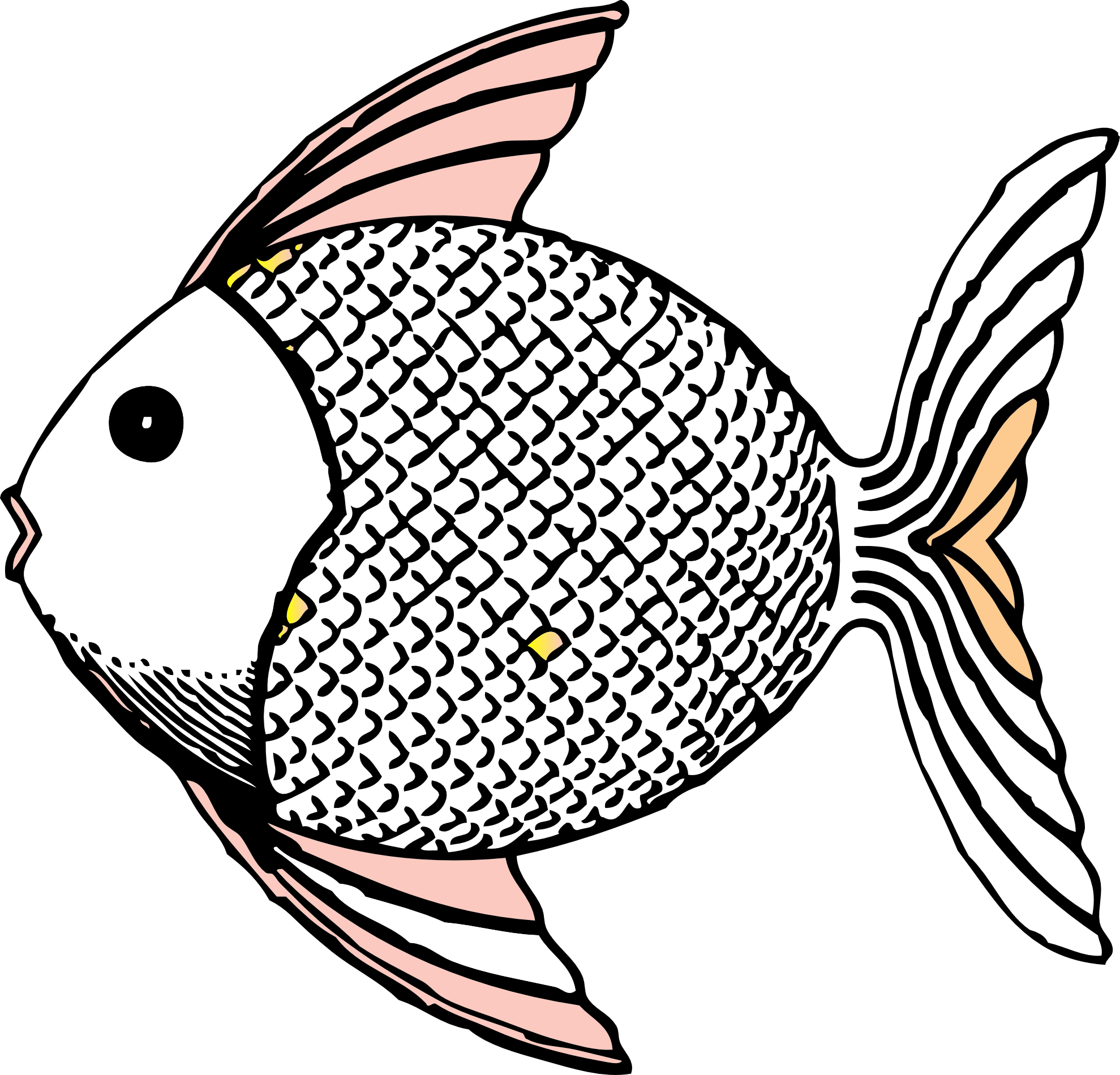 Free images drawings download. Drawing clipart fish graphic royalty free download