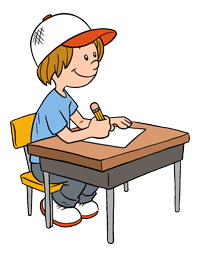 Drawing clipart student. Cheating clip art library