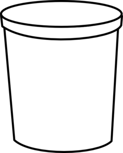collection of plastic. Cylinder vector clipart freeuse library