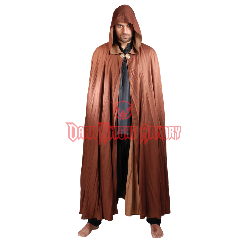 Drawing capes medieval. Reversible cloak dc by