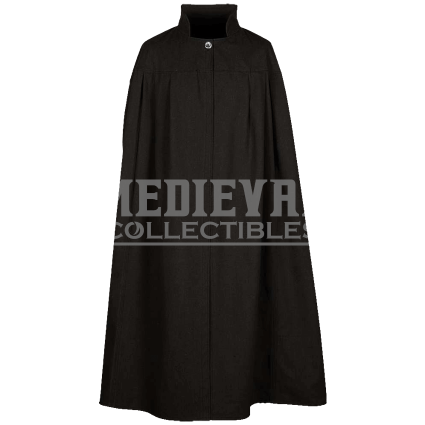 Drawing cloaks medieval. Bron canvas cloak my