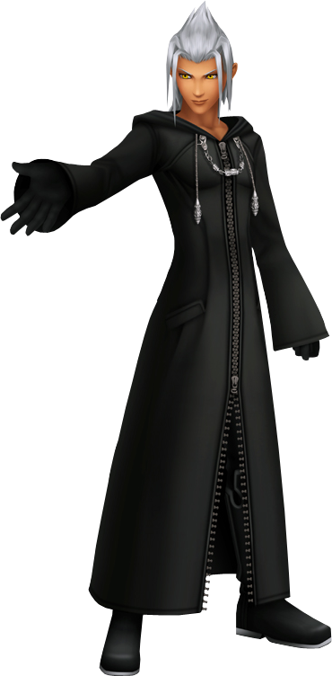Drawing cloaks mysterious figure. Young xehanort kingdom hearts