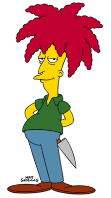 Drawing clowns simpsons character. Sideshow bob wikipedia the
