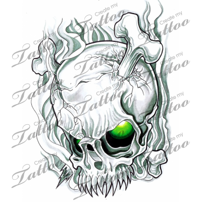 Drawing clowns smoking. Marketplace tattoo skull smoke