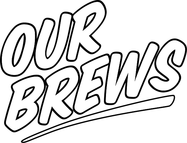 Drawing coffee cold. Our brew company california