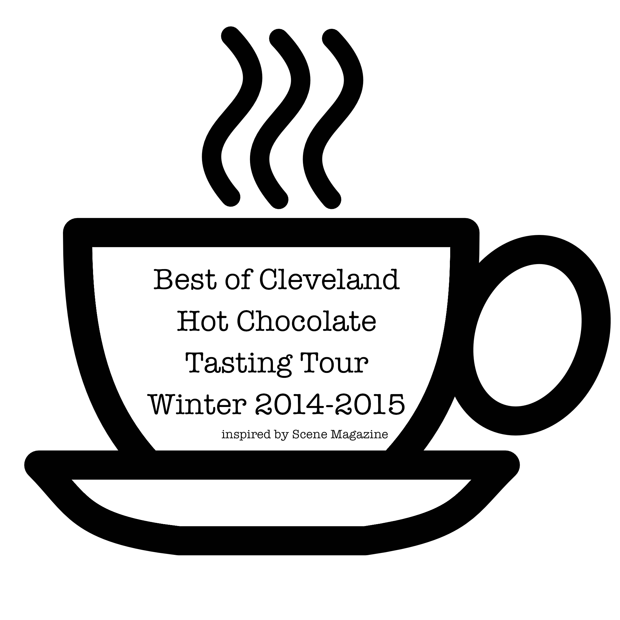 Adventures in cleveland creativity. Coffee clip hot chocolate png black and white download
