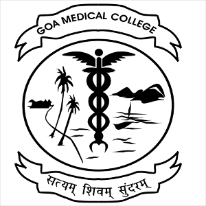 Drawing collages logo. Goa medical college wikipedia