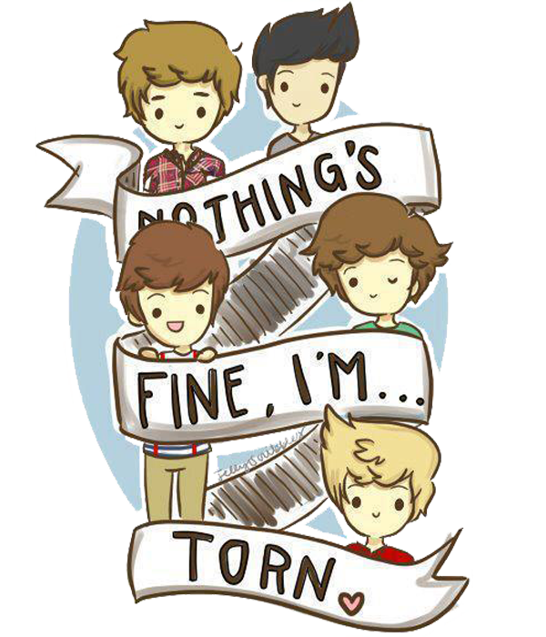 Drawing collages song one direction. Caricaturas de my prince