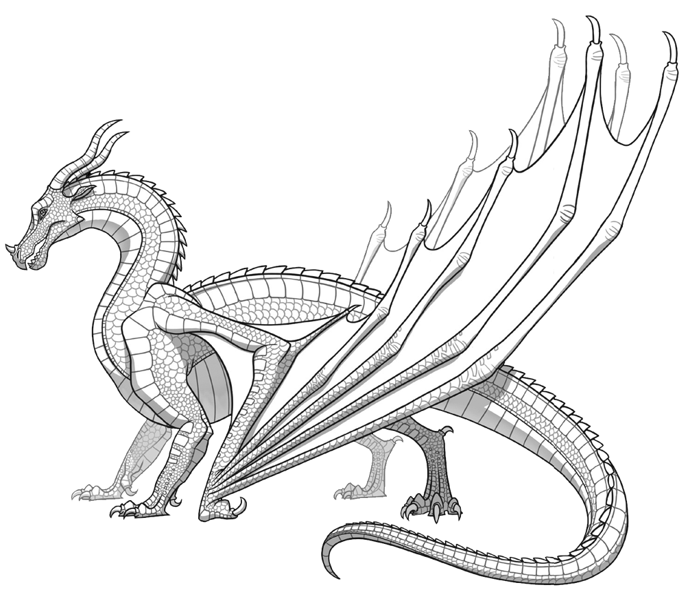 Drawing comparisons golden dragon. Skywings wings of fire