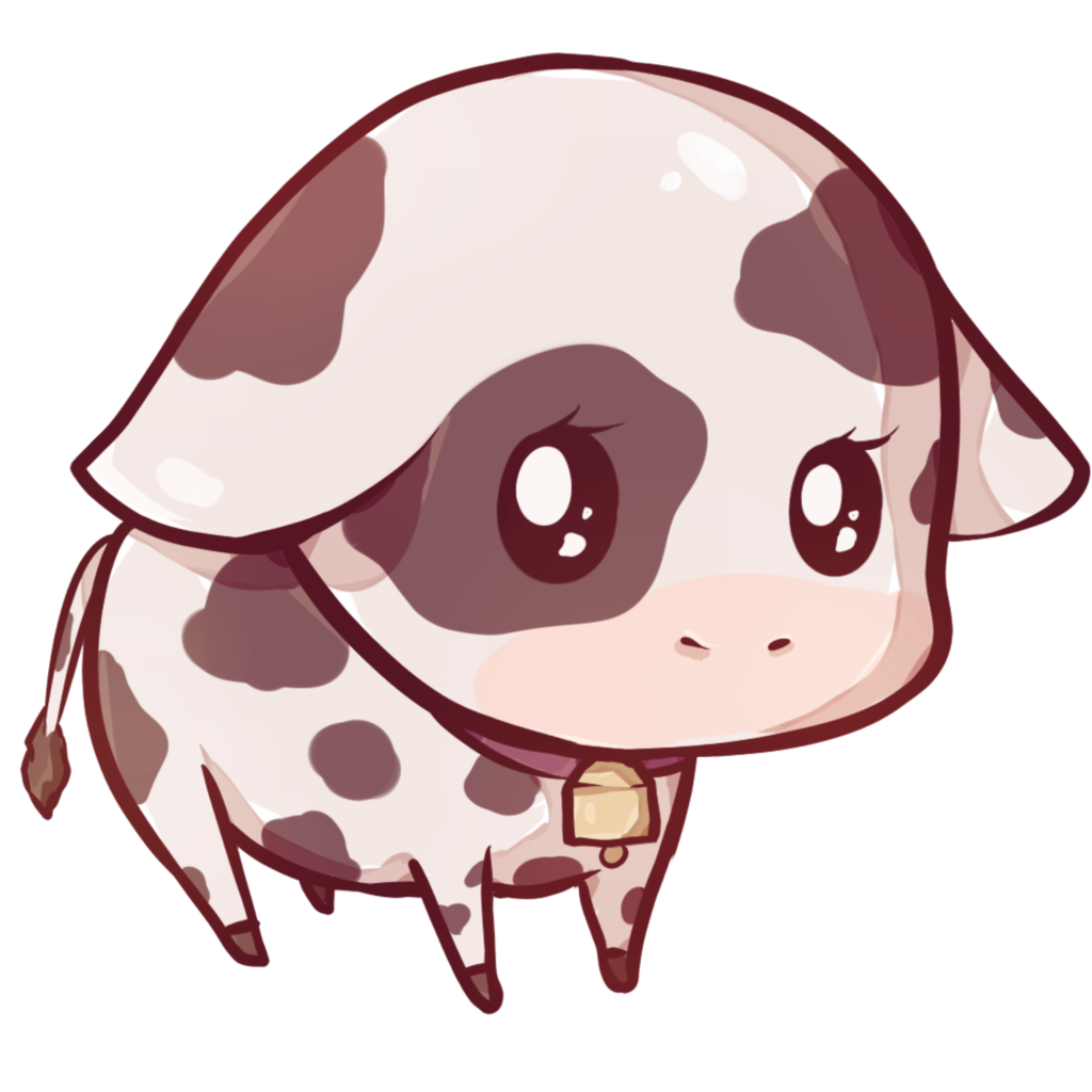 Drawing cow cute. At getdrawings com free