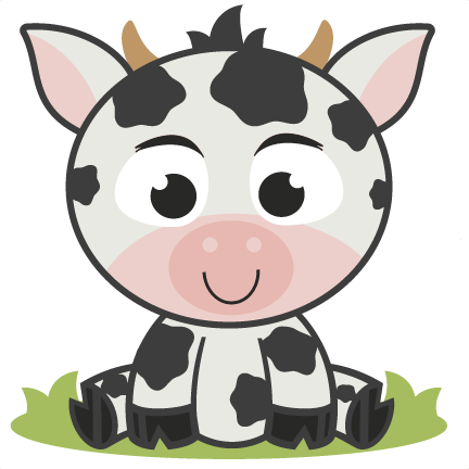Drawing cow cute baby. Png transparent images pluspng