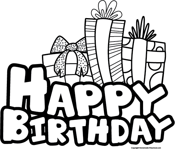Drawing photos happy birthday. Line at getdrawings com