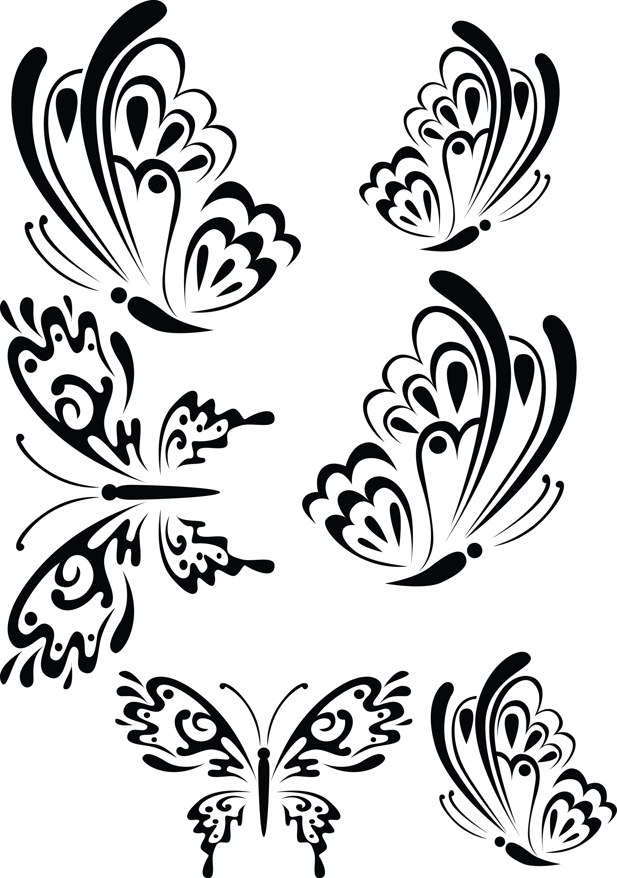 Drawing crafts quilling art. Butterflies pinterest butterfly stenciling