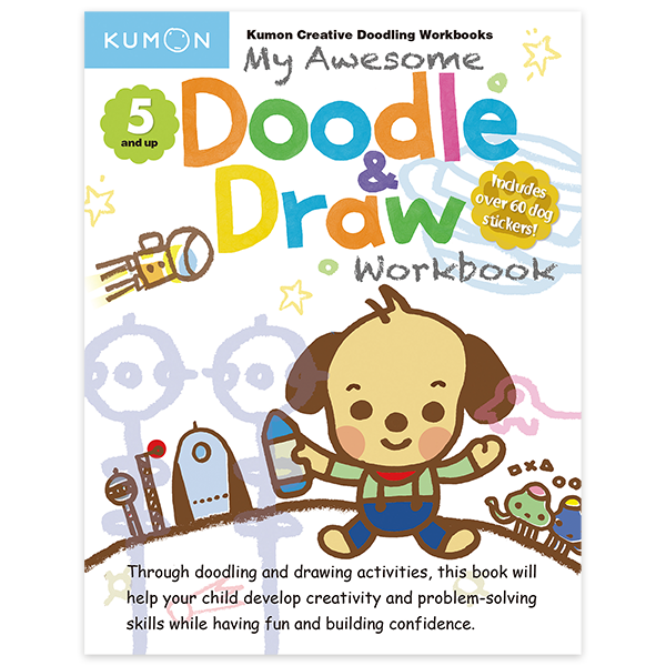 My awesome draw workbook. Drawing creativity doodle clipart freeuse download