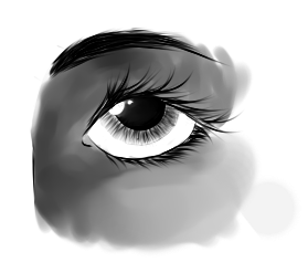 Drawing creativity eye. Endater deviantart pretty by
