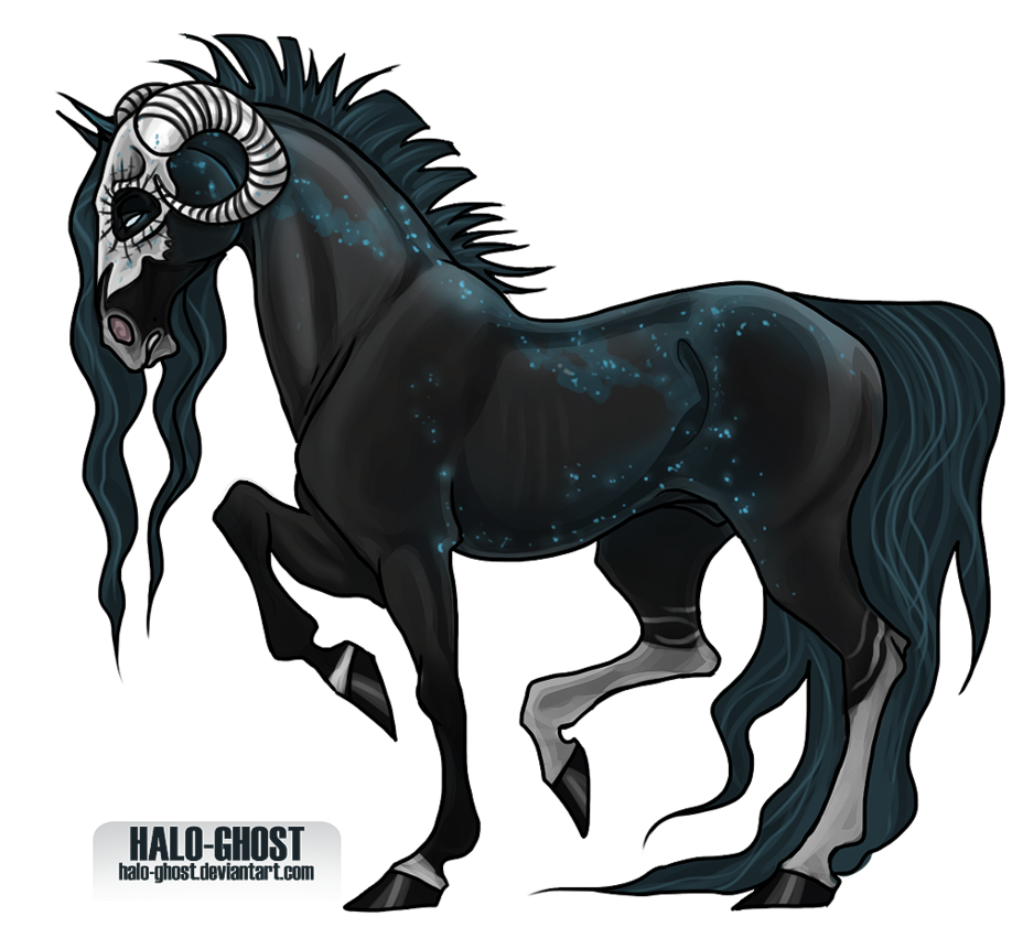 Drawing creatures horse. Fake apologies by the