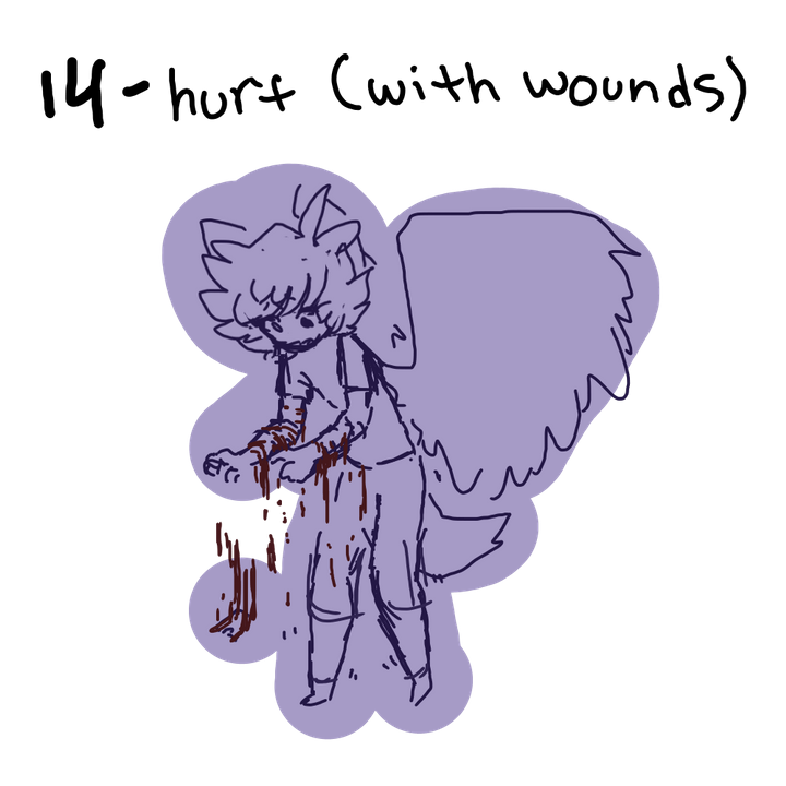 Drawing cut self harm. Just try art and