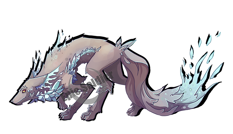 Drawing desings wolf. Adopt closed by epic