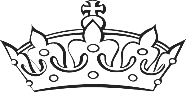 Drawing detail crown. Collection of the