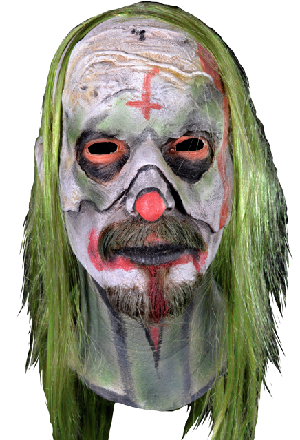 Rob zombie s psycho. Drawing detail halloween svg free stock
