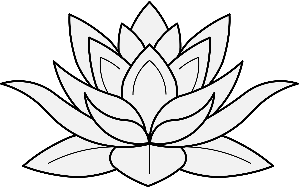 Drawing Details Lotus Flower Transparent Png Clipart Free Download