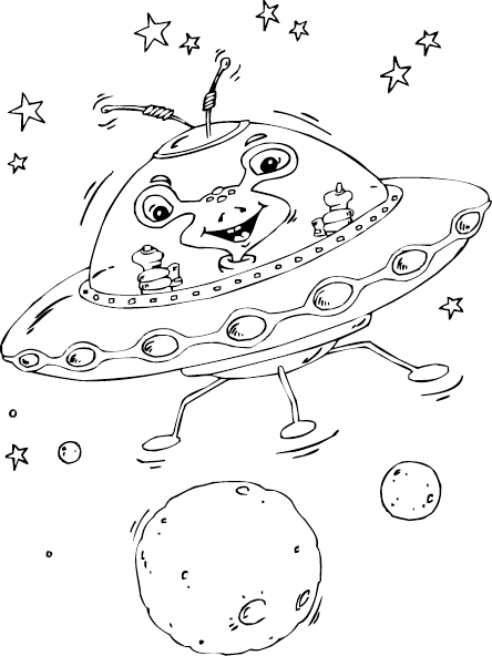 Drawing detail ufo. Flying saucer at getdrawings