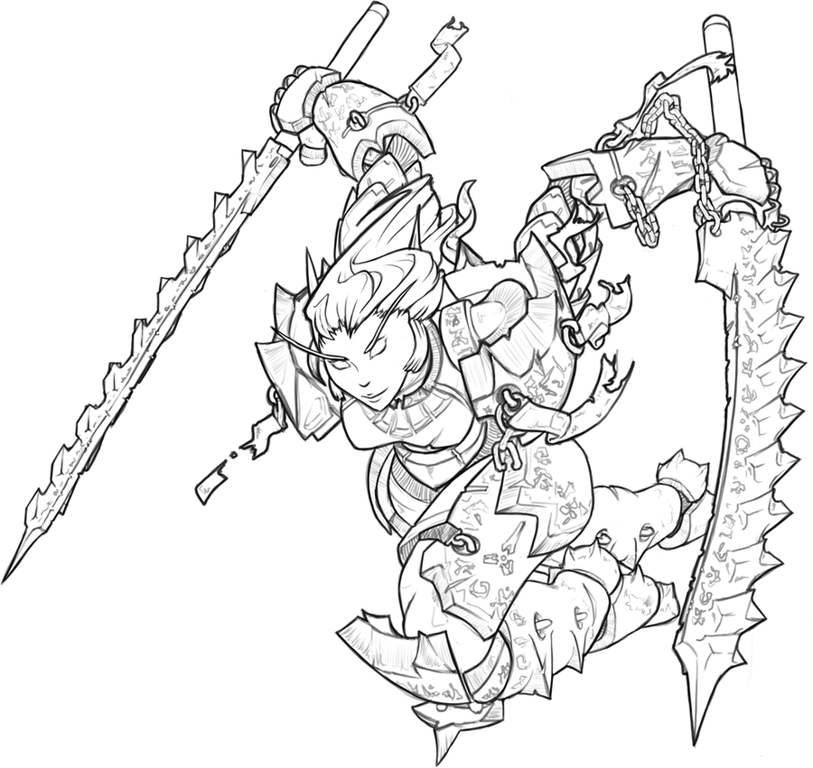 Drawing Warrior Armour Transparent Clipart Free Download