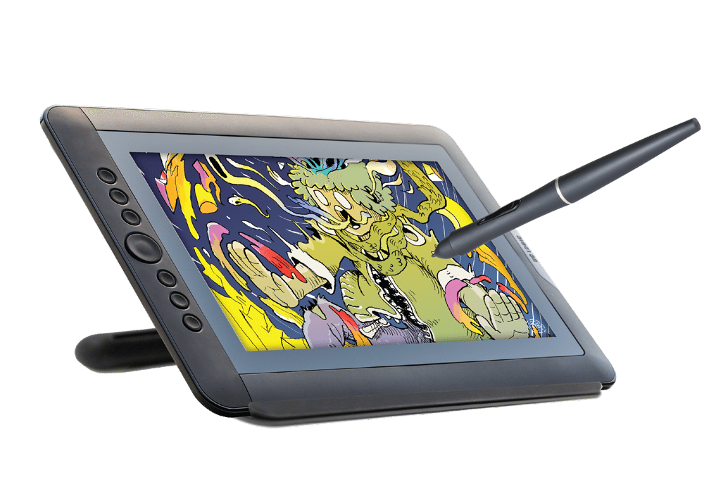 Drawing device photoshop. The artisul d is