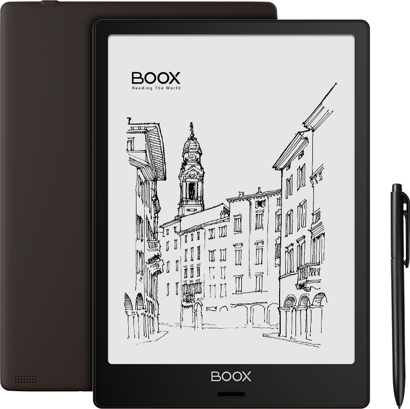 Drawing device remarkable. Onyx boox inch paper