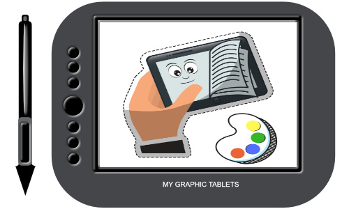 Drawing device tablet. For a pc better