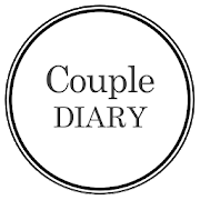 Drawing diary couple. A makes story together