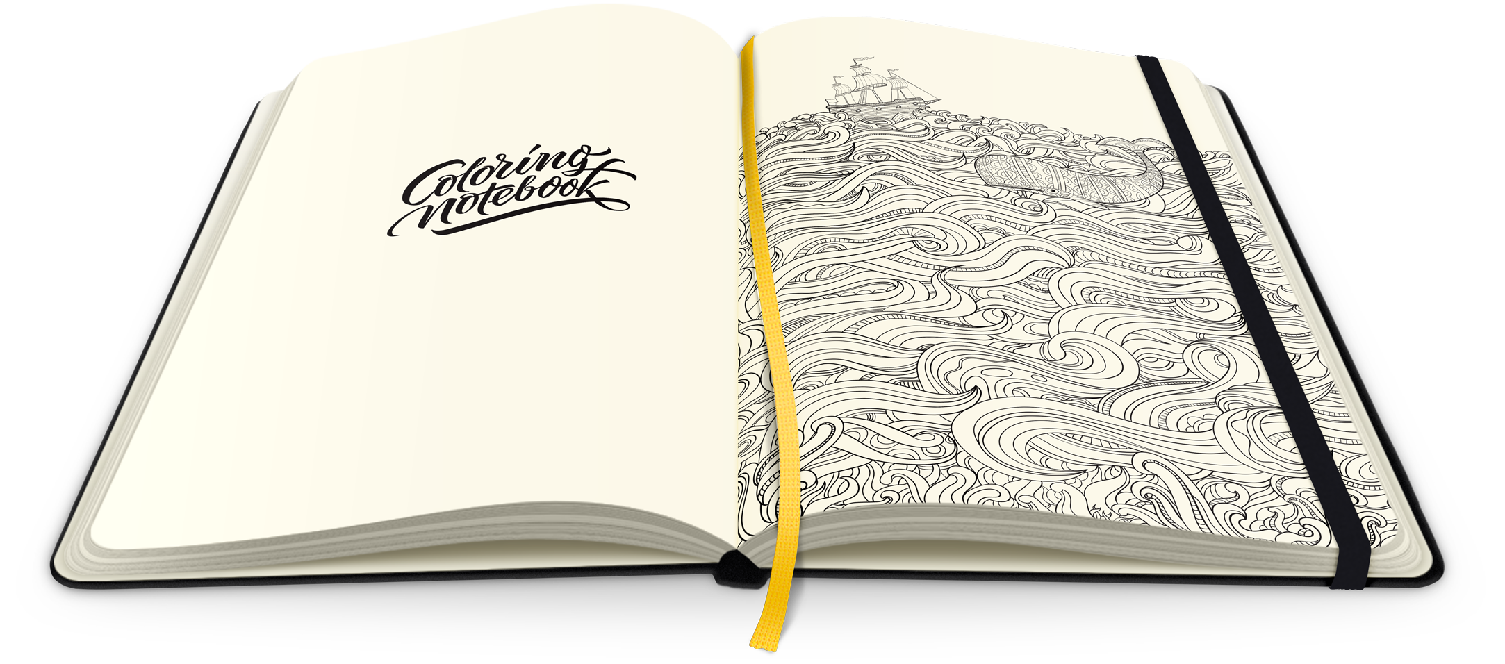 Drawing journals notebook. My favourites pinterest adult