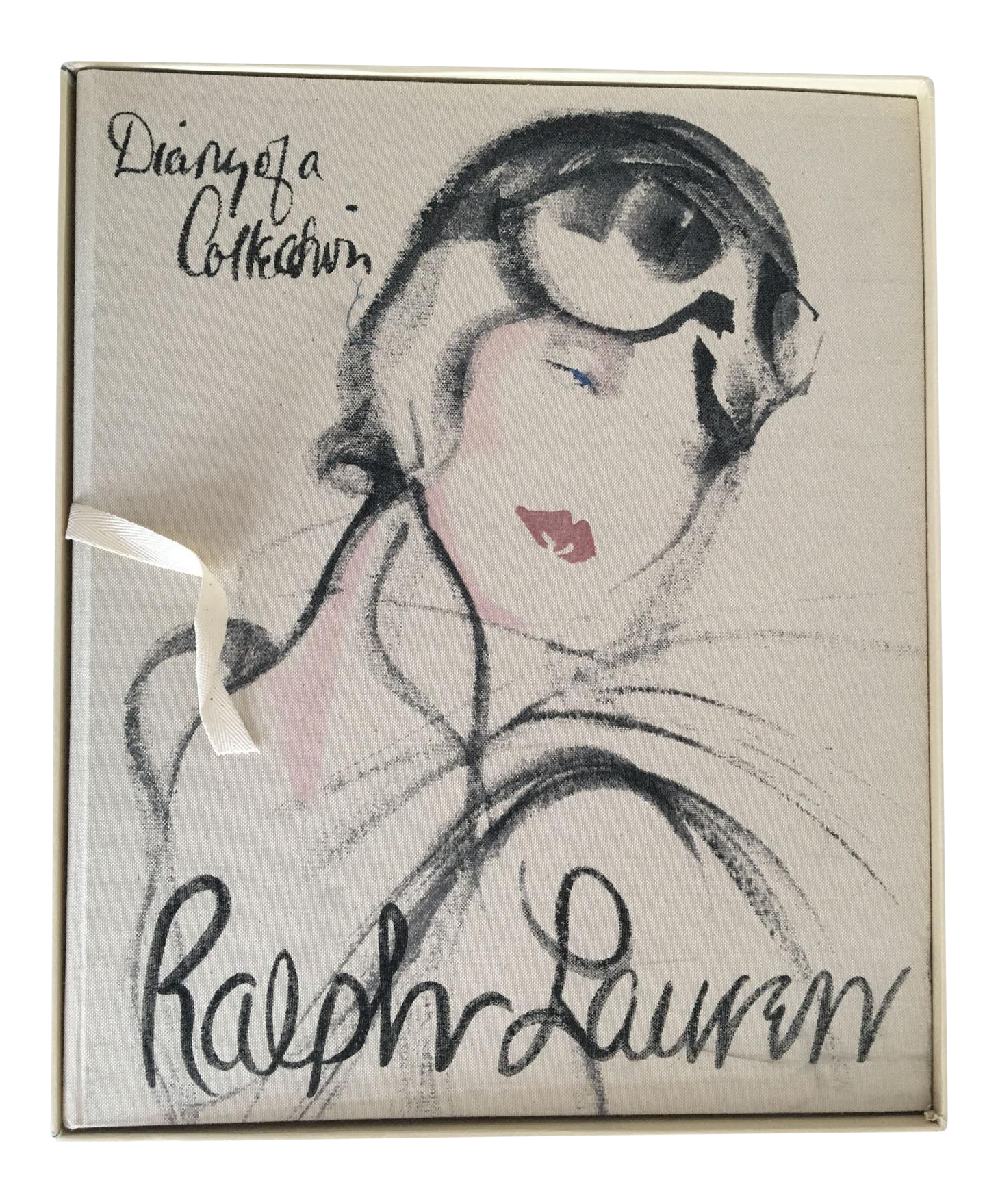 Drawing diary vanity. Ralph lauren of a