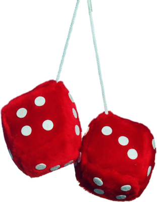 dice png fuzzy