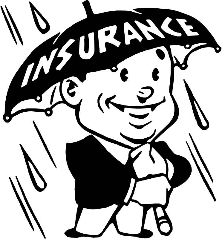 Drawing disability. Insurance page scurich services