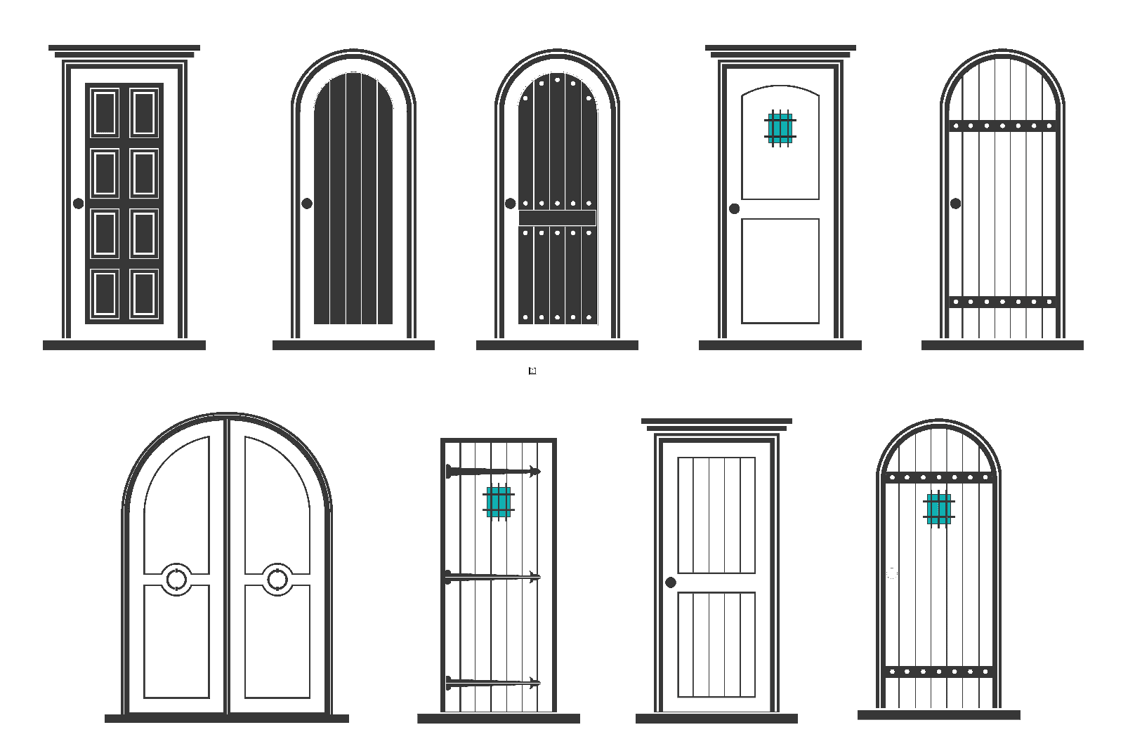 Blog what door is. Drawing doors free download