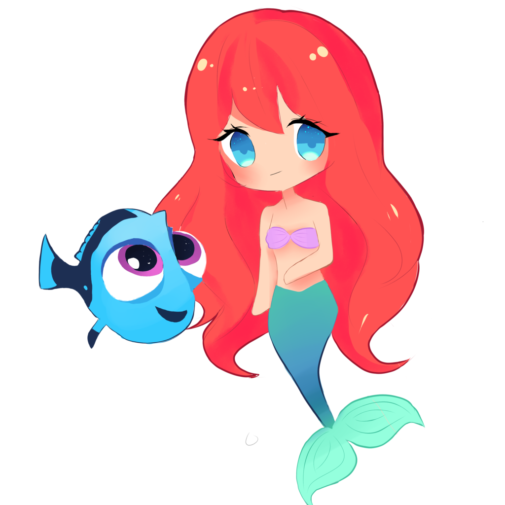 Drawing dory atomiccircus. Baby s new friend