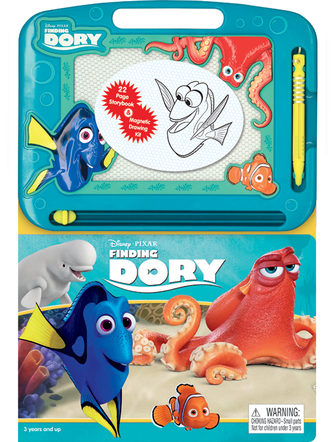 Drawing dory cute. Finding phidal
