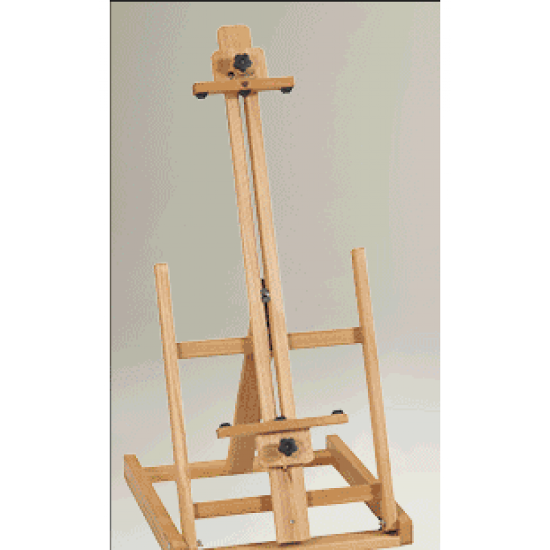 Drawing easels. Bob ross wooden table