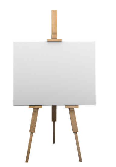 Drawing easels blank canvas. Free premium stock photos
