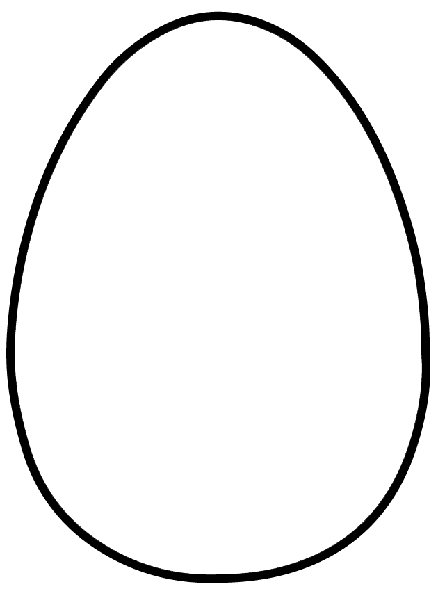 Oval drawing shape. Egg at getdrawings com