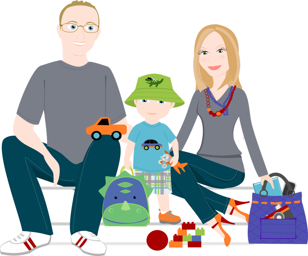 Drawing family portrait. Images at getdrawings com